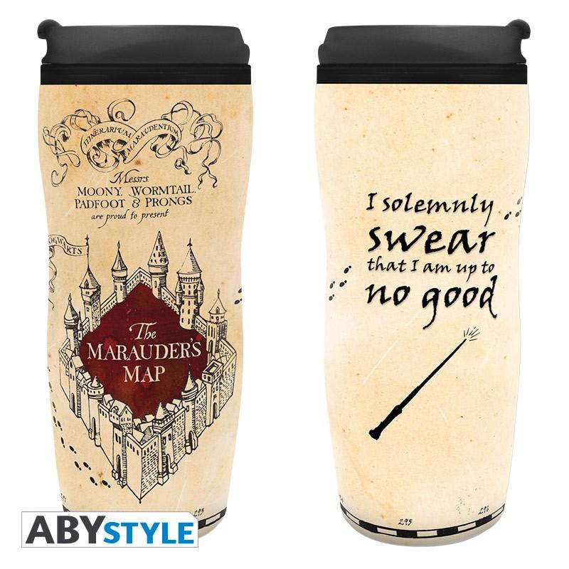 ABYstyle HARRY POTTER Juego de 3 vasos