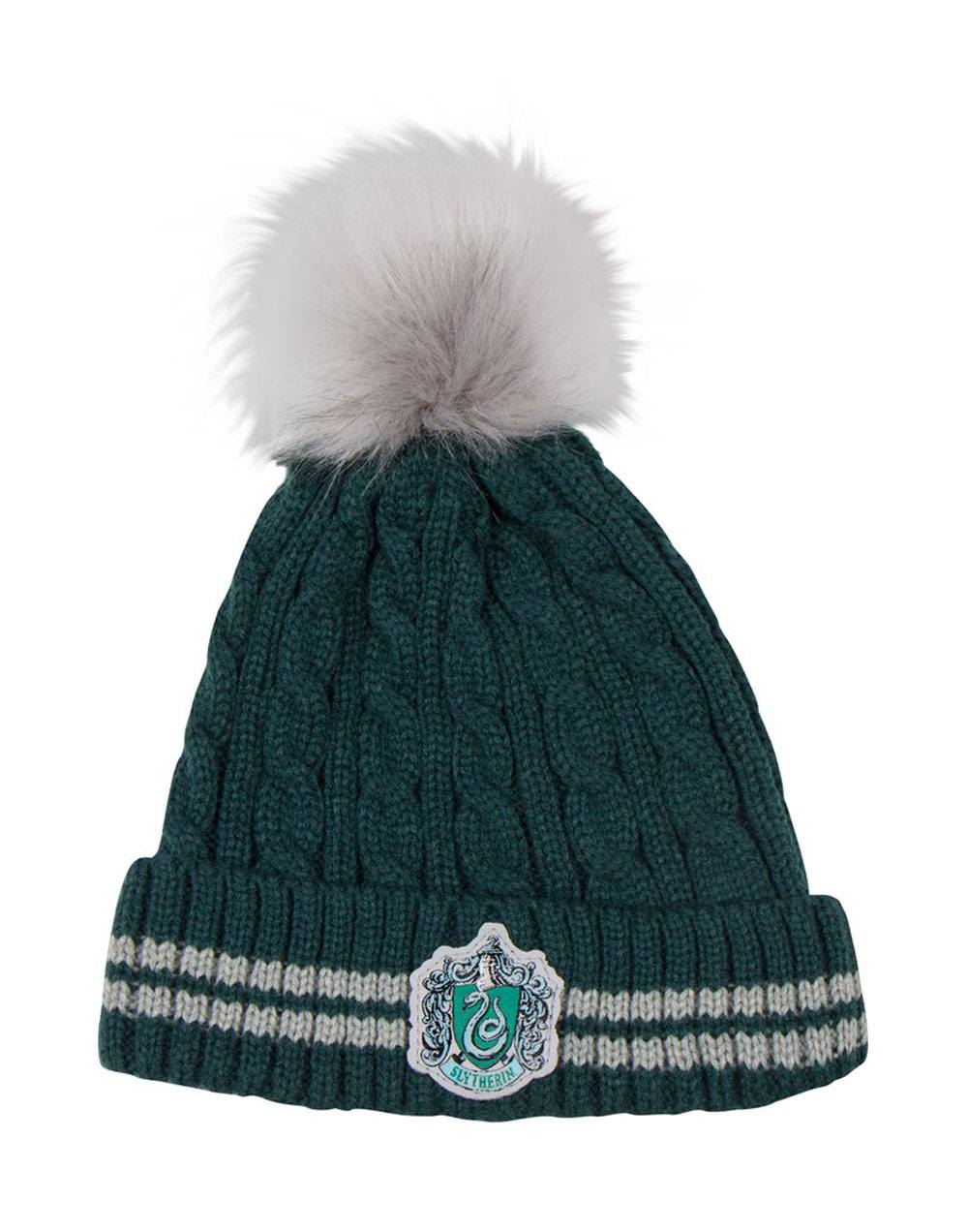 Slytherin Beanie Harry Potter  2fab1080f65