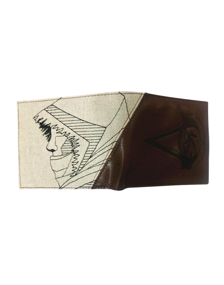 Assassin S Creed Origins Bayek Wallet Kurogami Anime Manga Shop