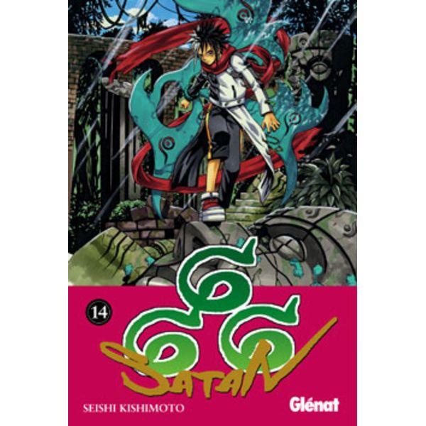 666 Satan #14 (Spanish) Manga Oficial Glenat