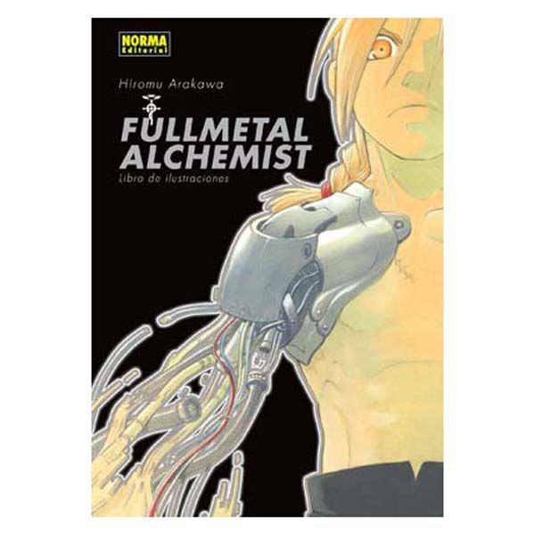 Fullmetal Alchemist Artbook (Spanish) Oficial Norma Editorial