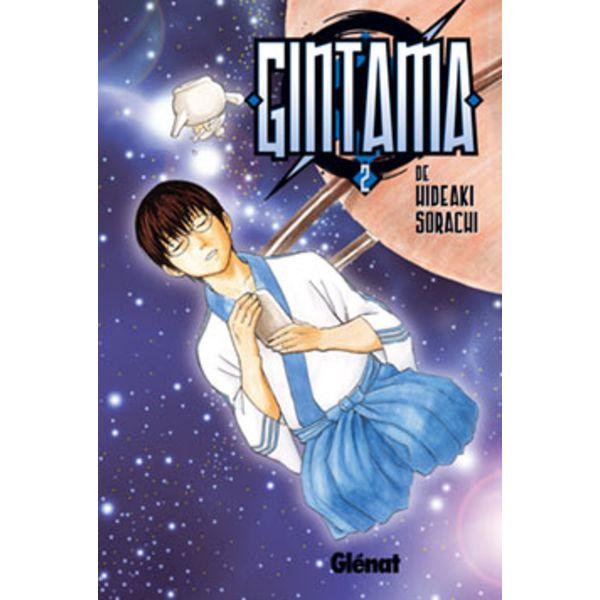 Gintama #02 (Spanish) Manga Oficial Glenat