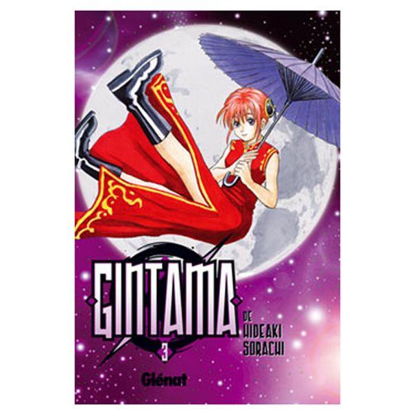 Gintama #03 (Spanish) Manga Oficial Glenat