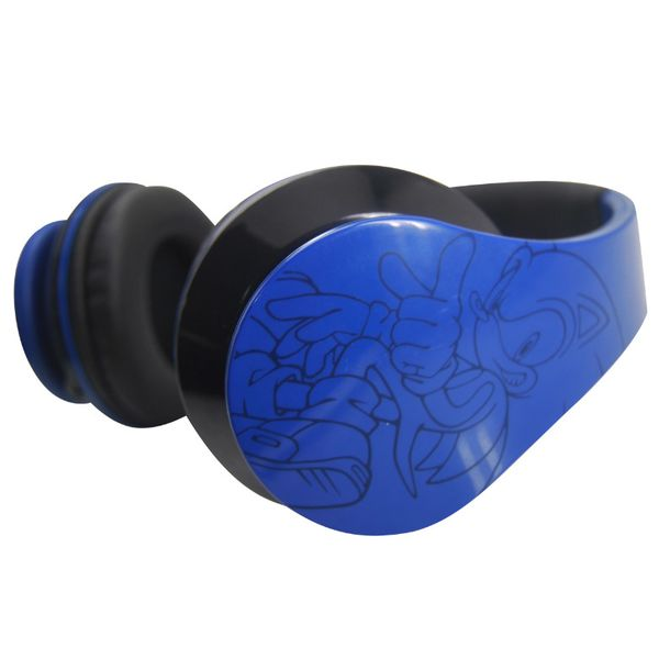 Sonic The Hedgehog Auriculares Gaming Blue Sonic