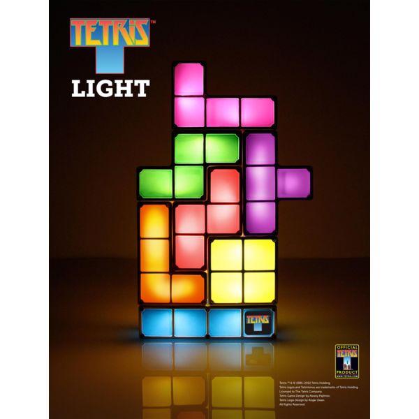 Tetris Lámpara