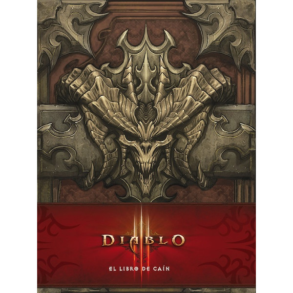 DIABLO III - El libro de Caín | Kurogami Tienda de anime y manga online