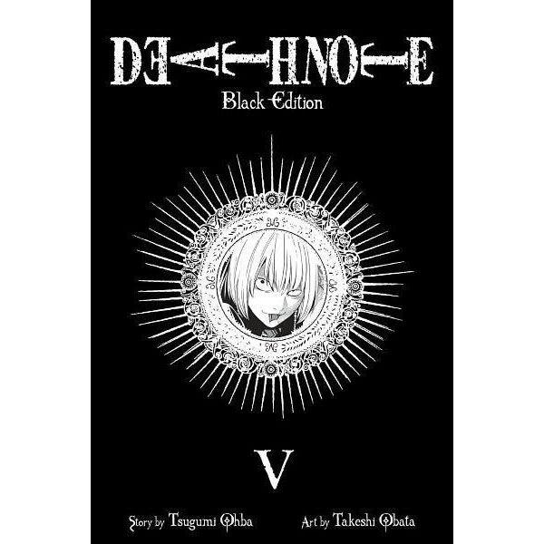 Death Note Black Edition #05 Manga Oficial Norma Editorial