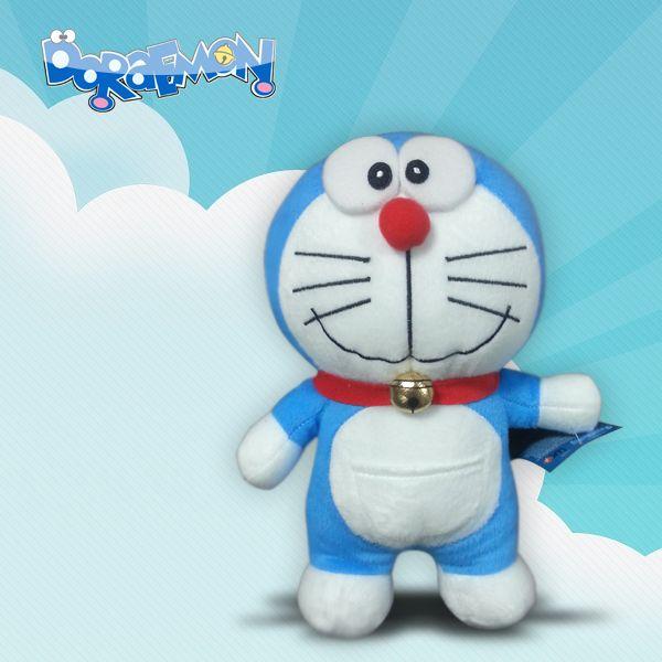 Plush Doll Doraemon Sonrisa V2 (P) Doraemon