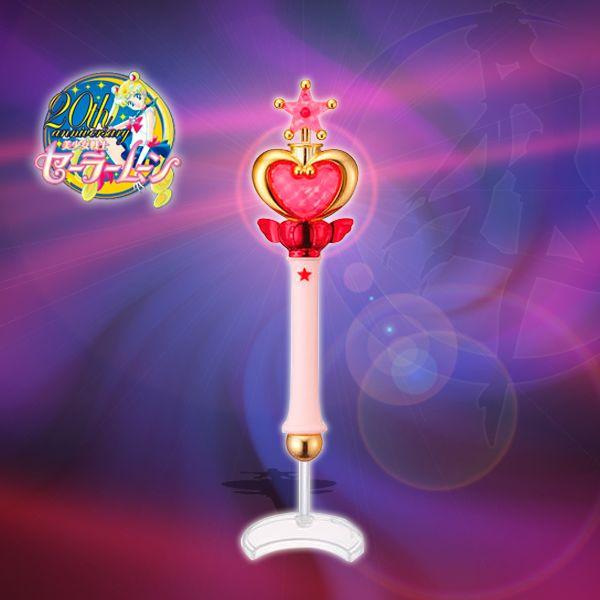 Sailor Moon - Varita Stick & Road III - Moon