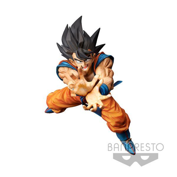 Figura Son Goku Super Kamehameha Dragon Ball Z
