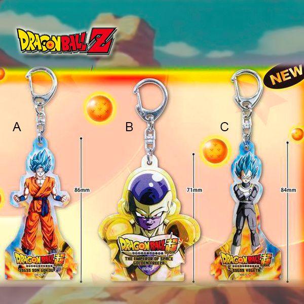 Llavero Dragon Ball - Fuukatsu no F
