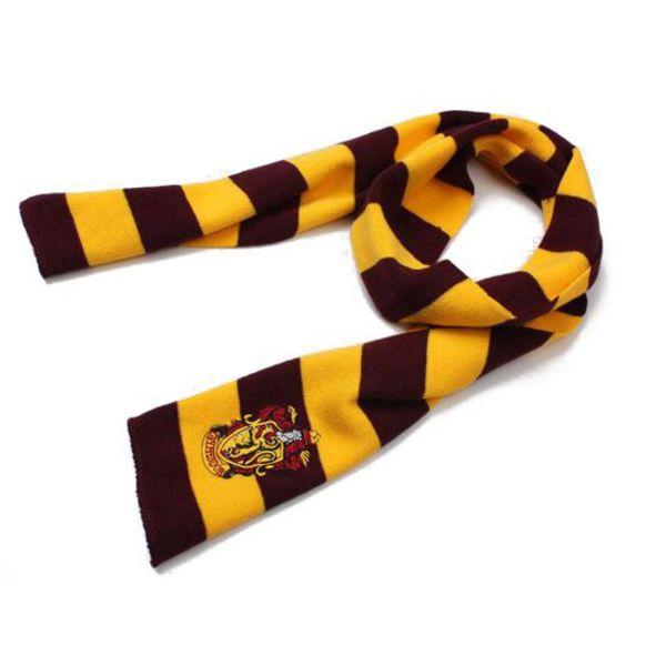 Bufanda Gryffindor Harry Potter #2