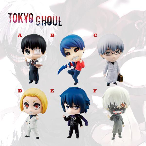 Gashapon Tokyo Ghoul Swing vol 2