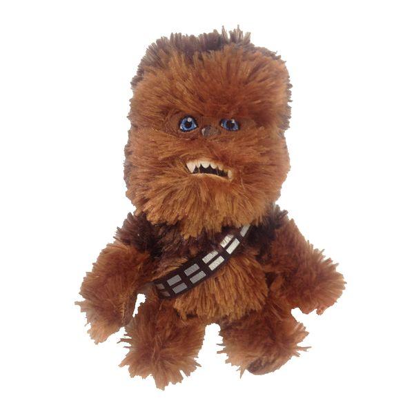 Peluche Chewbacca 17cm Star Wars VII