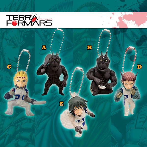 Gashapon Terra Formars Swing 02