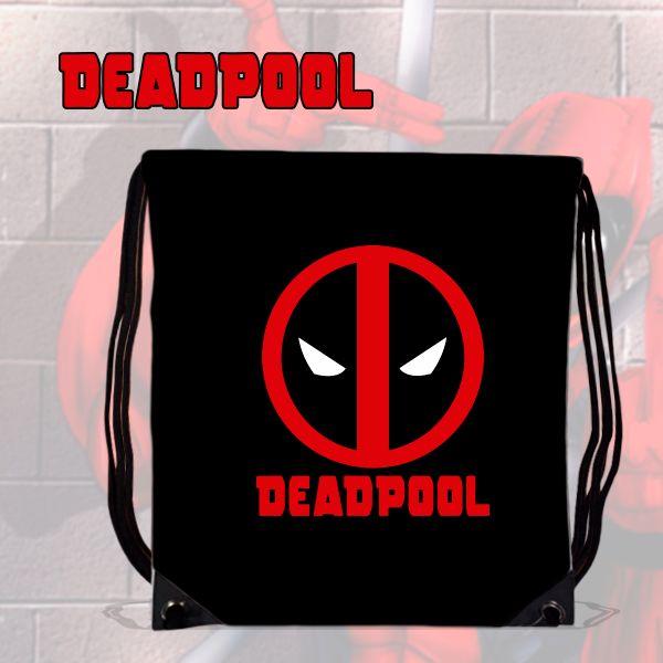Bolso GYM Deadpool