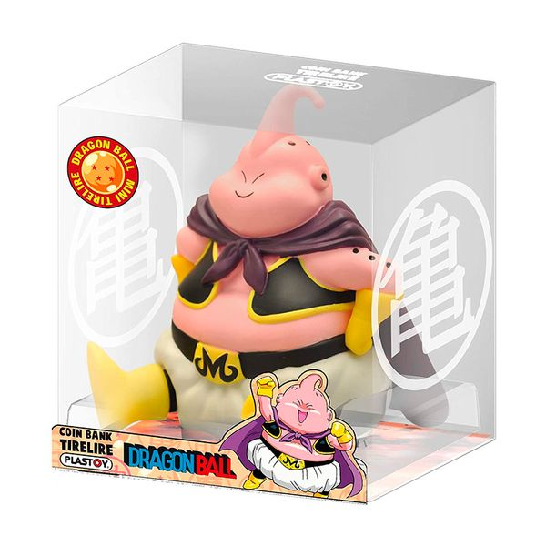 Hucha Majin Buu Chibi Dragon Ball Z