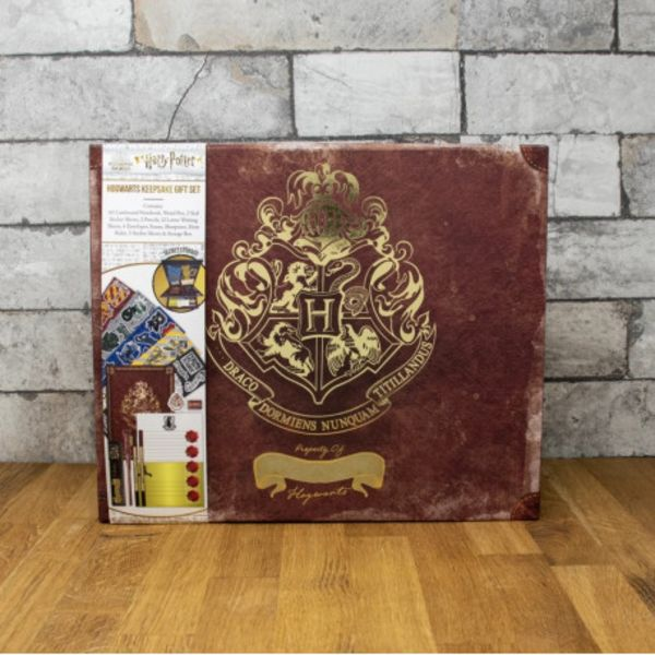 Juego Para Escribir Hogwarts Keepsake Harry Potter