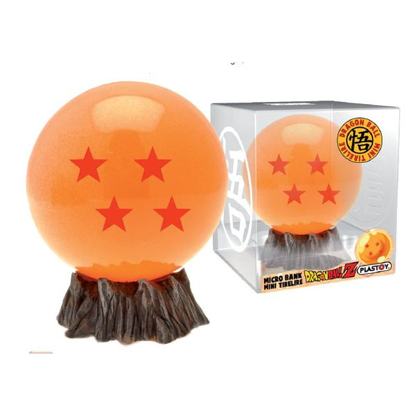 Coin Bank Dragon Ball - 4 stars ball