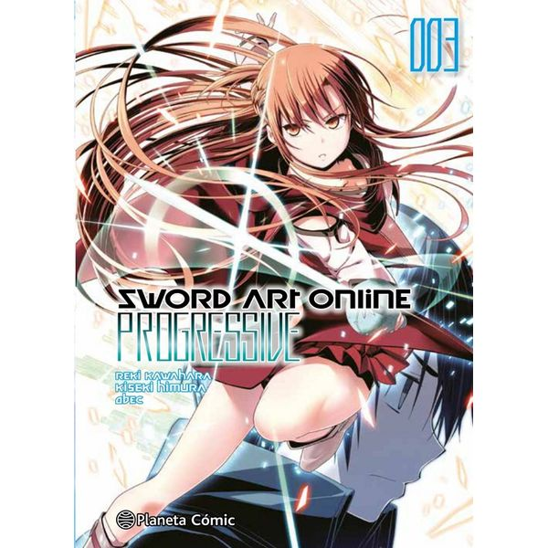Sword Art Online Progressive #03 Manga Oficial Planeta Comic