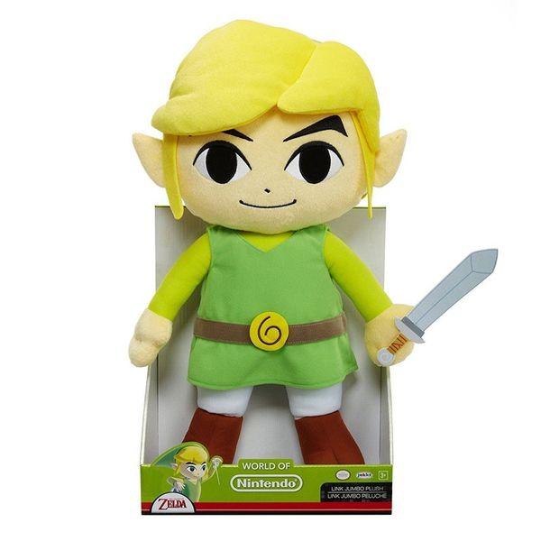 Peluche Link Jumbo The Legend Of Zelda Wind Waker