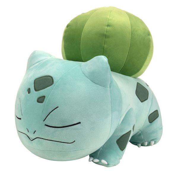 Bulbasaur Plush Sleeping Pokémon 45 cms