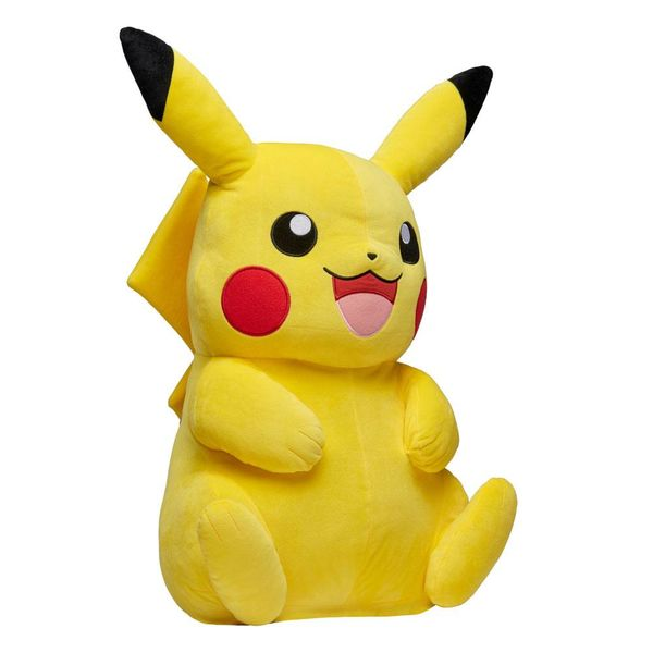 Peluche Gigante Pikachu Pokémon 60 cms