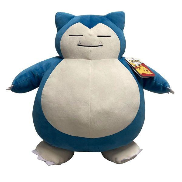 Snorlax Plush Sleeping Pokémon 45 cms