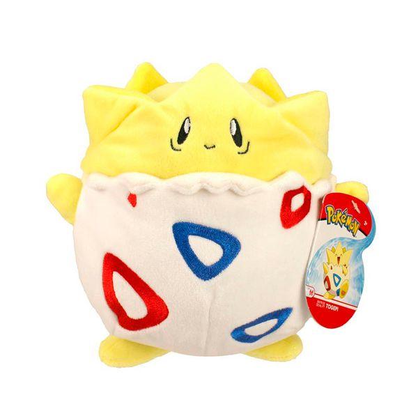 Togepi Plush Toy Pokémon 20 cms