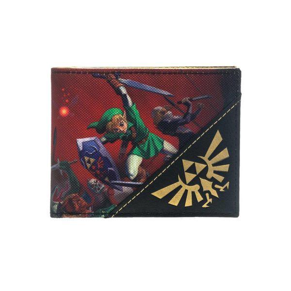Ocarina Of Time Wallet The Legend Of Zelda