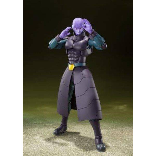 SH Figuarts Hit Dragon Ball Super