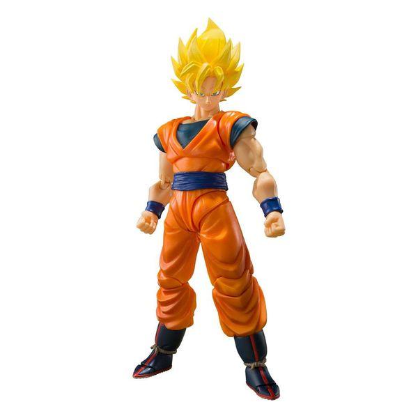 Son Goku SSJ Full Power SH Figuarts Dragon Ball Z