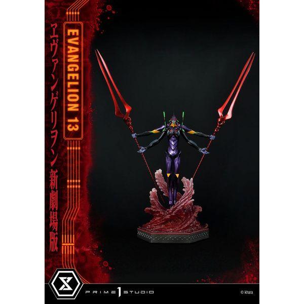 Estatua Evangelion Unit 13 Neon Genesis Evangelion Ultimate Diorama Masterline