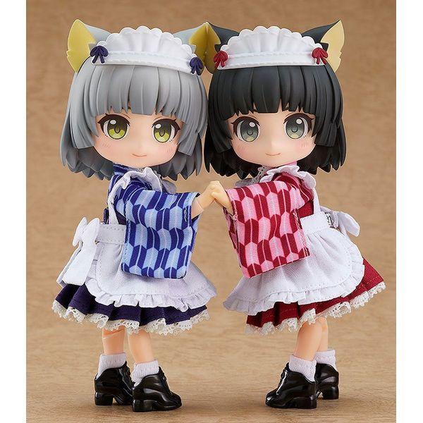 Catgirl Maid Yuki Nendoroid Doll Original Character