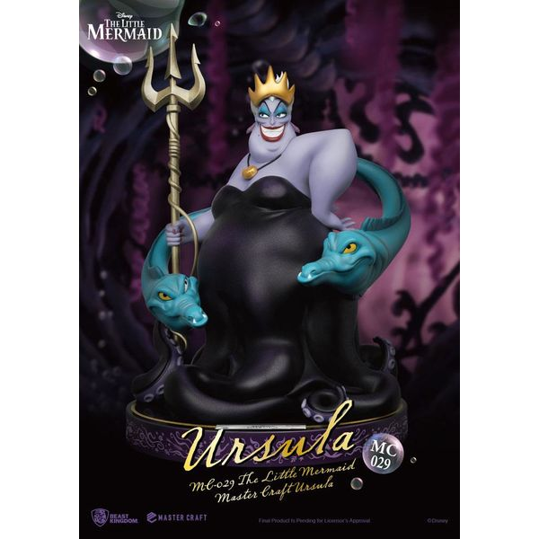 Estatua Ursula La sirenita Disney Master Craft