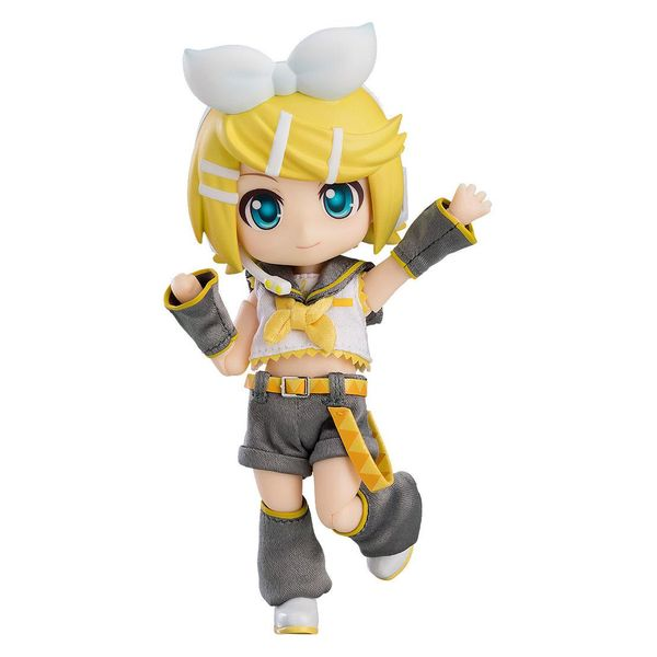 Nendoroid Doll Kagamine Rin Vocaloid Character Vocal Series 02
