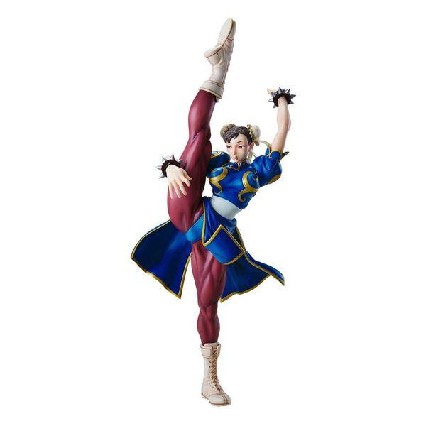 Chun Li Figure Street Fighter Capcom Figure Builder Creators