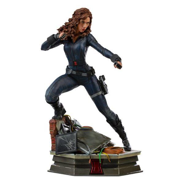 Estatua Viuda Negra Vengadores Infinity Saga Legacy