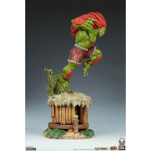 Estatua Blanka Street Fighter Ultra Escala 1/4 68 cm