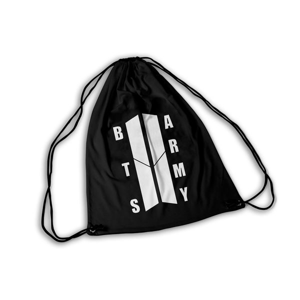 BTS GYM Bag Army
