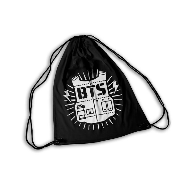 BTS GYM Bag Logo