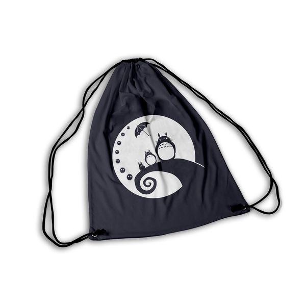 Ghibli GYM Bag Totoro before Christmas