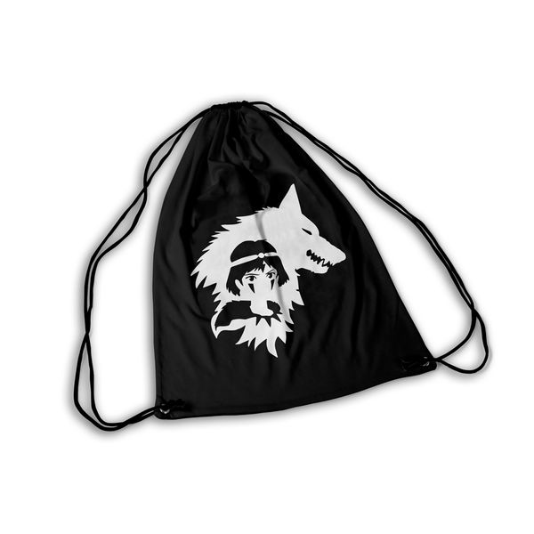 Mononoke GYM Bag Wolf San