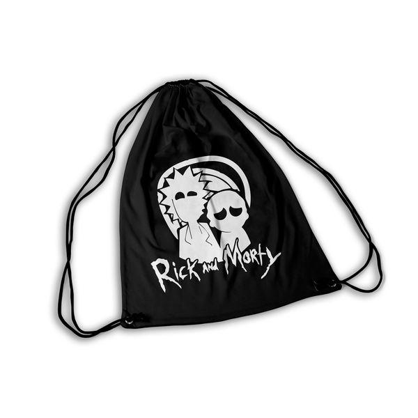 Rick & Morty GYM Bag