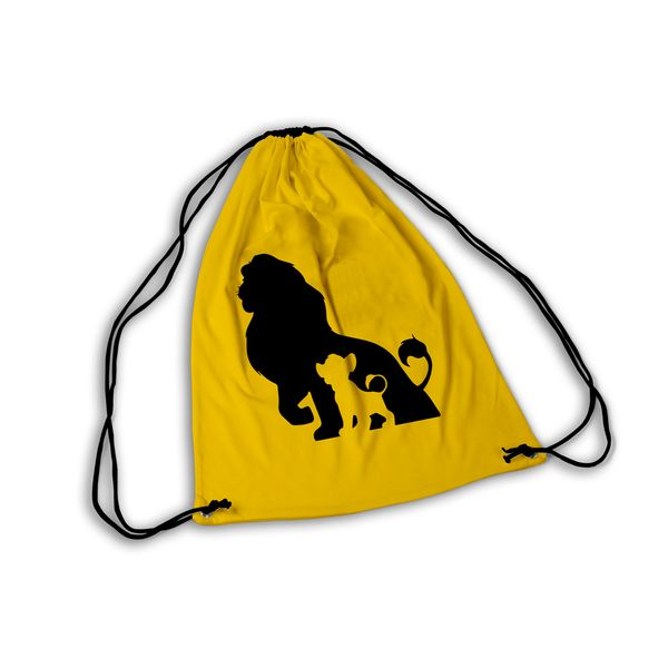 Mochila GYM The Lion King Father and Son