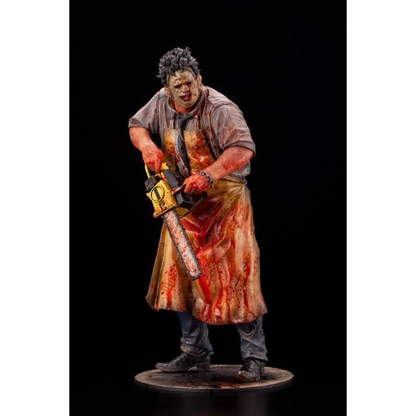 Leatherface Slaughterhouse Version Figure Chainsaw Massacre ARTFX