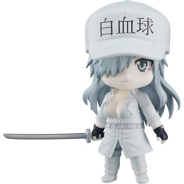 Nendoroid 1579 White Blood Cell Neutrophil Cells at Work! Code Black