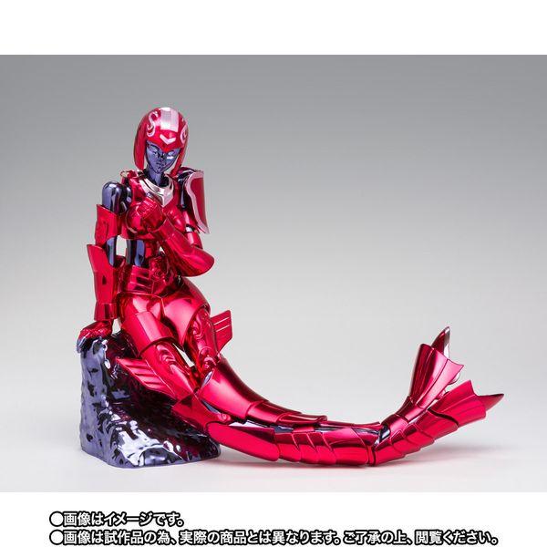 Myth Cloth Revival Mermaid Thetis Saint Seiya
