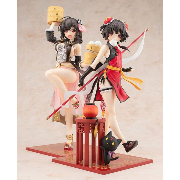 Figura Yunyun Light Novel China Dress Kono Subarashii Sekai ni Shukufuku wo! Konosuba