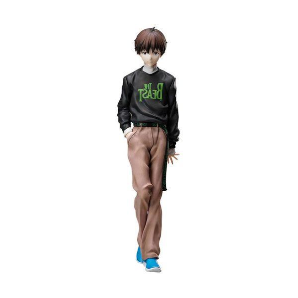 Figura Ikari Shinji Radio Eva Version Neon Genesis Evangelion
